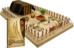 Tabernacle Model and Book Special