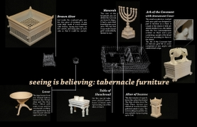 Tabernacle Furniture Set