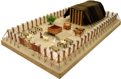 sc 1 st  The Tabernacle Place & What is the Tabernacle of Moses?